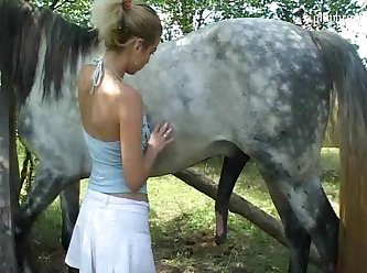 Stunning Ksu Kolt Using Huge Horse Dildo Into Her Deep Asshole