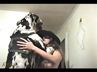 Great Dane Fun (part 1)