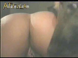 Mature Slut Dressed In A Maid Uniform And Thigh Highs Enjoyi (part 2)