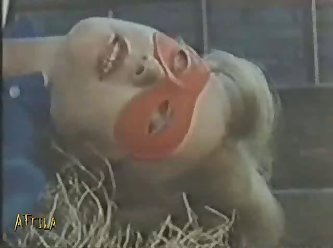 Animal Sex Red Mask Horse(woman Sucks And Fucks Horse And It Cums In Her Mouth And On Her Face) (part 2)